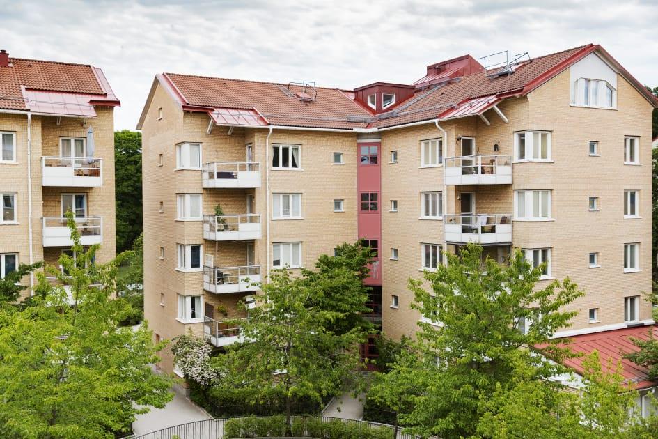Skb bygger 100 nya bostader pa kungsholmen
