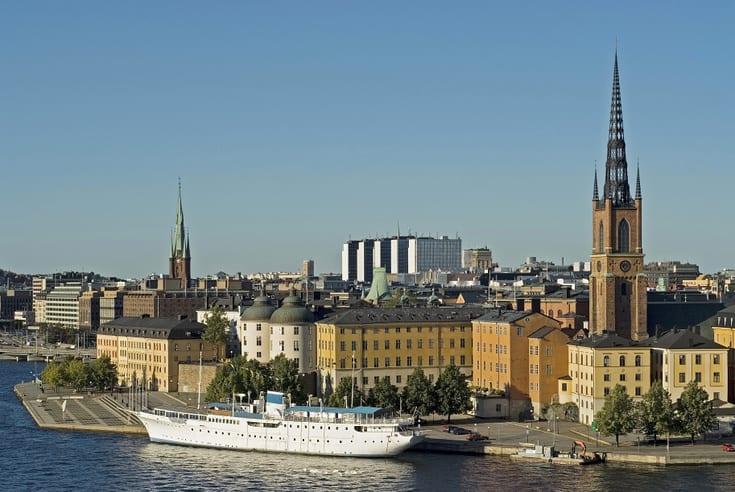 reise til stockholm