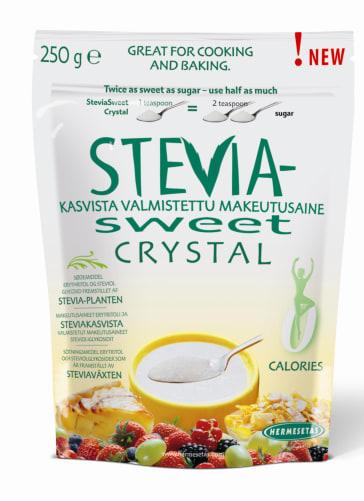 socker vs stevia