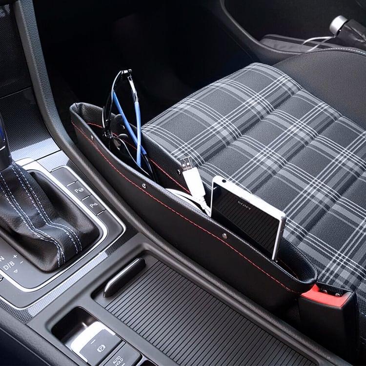 Bilstolsficka Som Håller Koll På Småprylar Smartasakerse