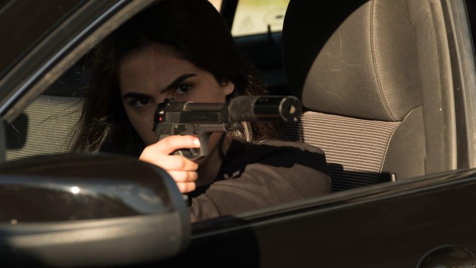 Leem Lubany i thrillerserien CONDOR på C More - C MORE