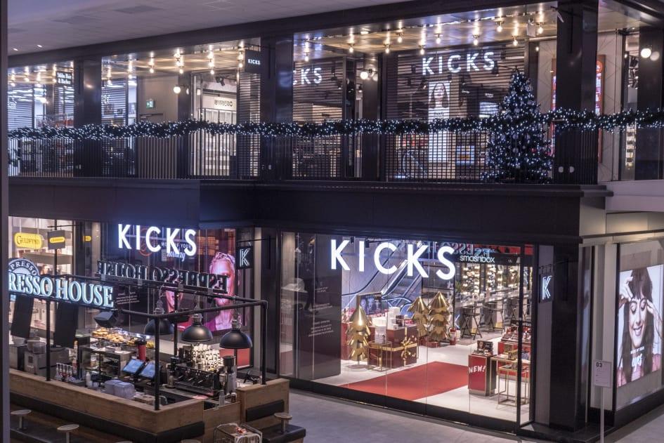kicks gallerian stockholm