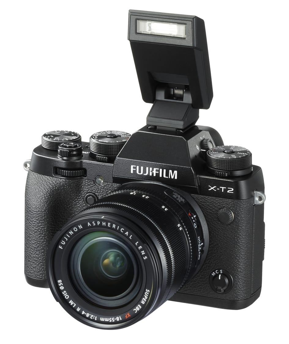 Fujifilm X T2 With Xf18 55mm F28 4 And Ef X8 Flash Nordic Fujinon R Lm Ois
