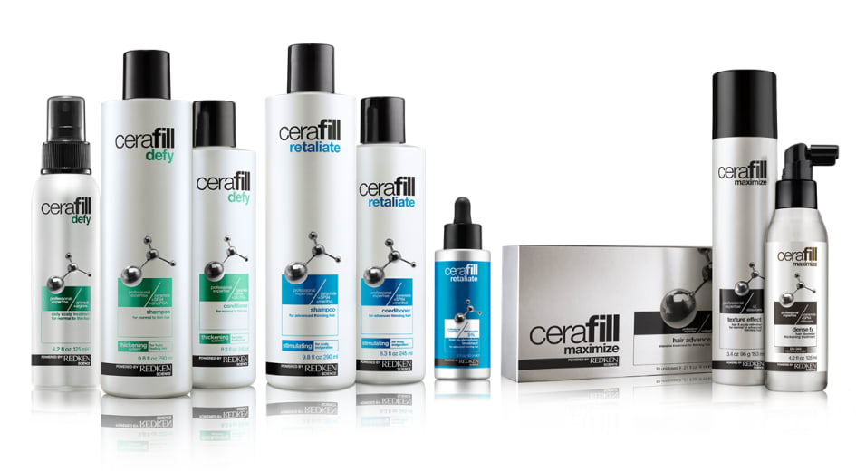 redken schampo mot håravfall