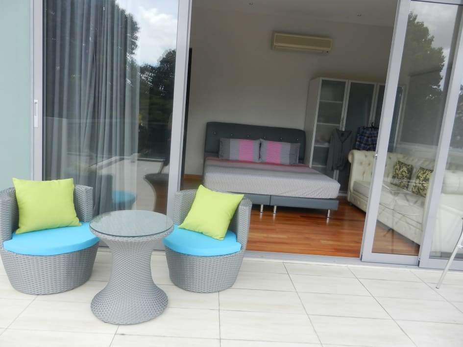 Transforming your balcony to Alfresco living today - HAUS Furnishing ...