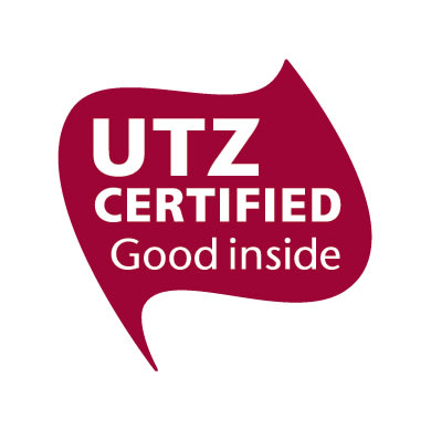 With The Annual S Report Finished Utz Certified Can Present A Growth Of 12 For 2017 Ever Increasing Demand Sustainable Coffee