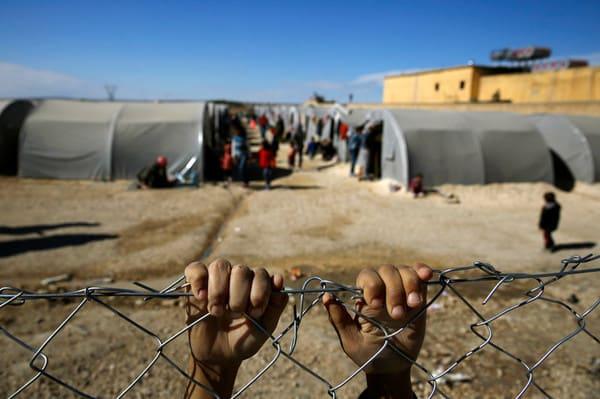 antal människor på flykt i världen 2015