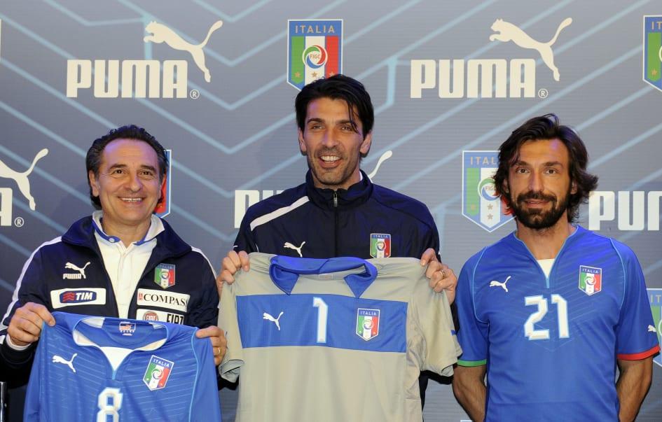 cheaper 989f6 3e033 PUMA LAUNCHES SPECIAL ITALY TEAM KIT - Puma Denmark A/S