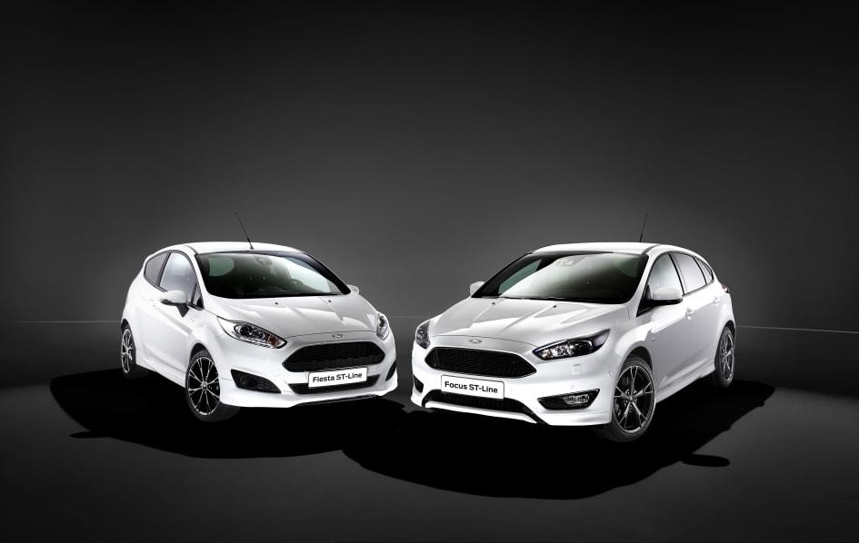 Ford Fiesta St Line >> Ford Esittelee Uuden Urheilullisen St Line Malliston