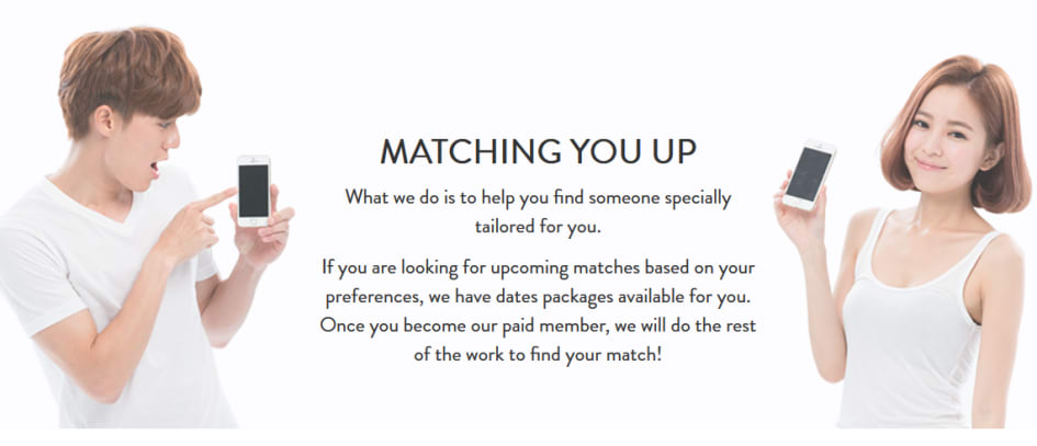 Once dating app how it works