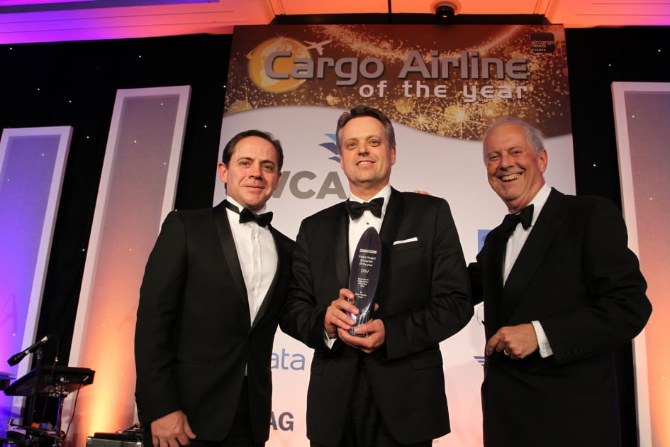Air Cargo News' choice for Freight Forwarder of the Year - DSV