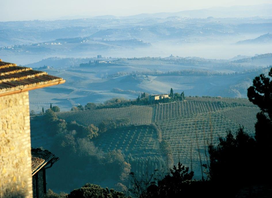 Zeta Vinn En Resa Till Italien