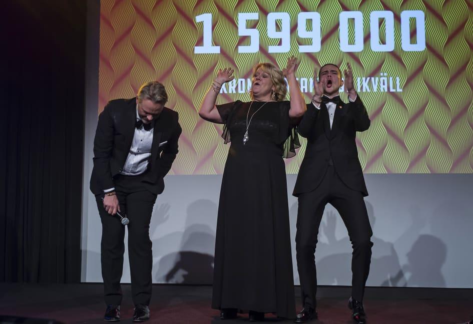 Galna malen gav svensk 28 miljoner