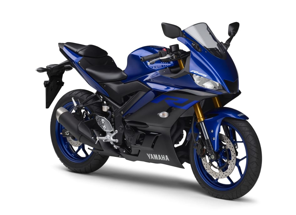 Yamaha Motor Launches 2019 YZF-R3 and YZF-R25 - Global Models with