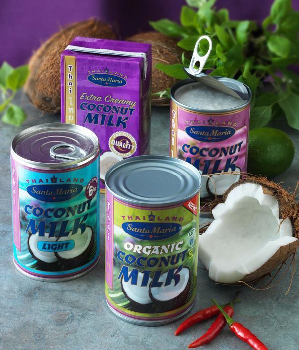 vispa kokosmjölk till grädde