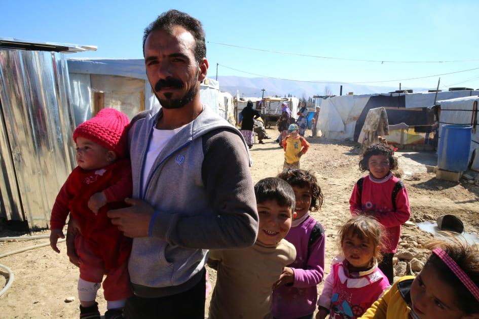 Flyktingar finner nya vagar in i eu