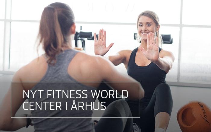 fc89de742ec For nu tilføjer Fitness World endnu et træningscenter til de eksisterende  10 centre i den jyske by.