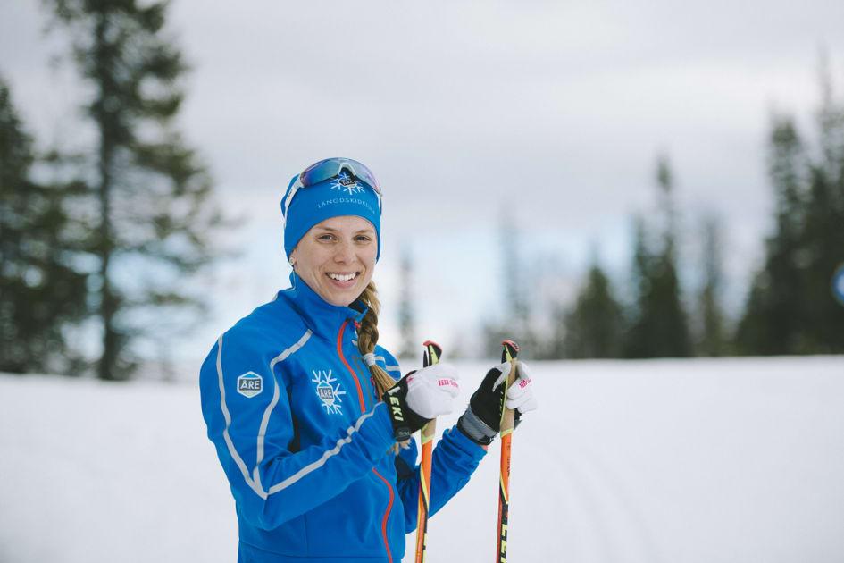 Kalla popularaste idrottskvinnan i sverige