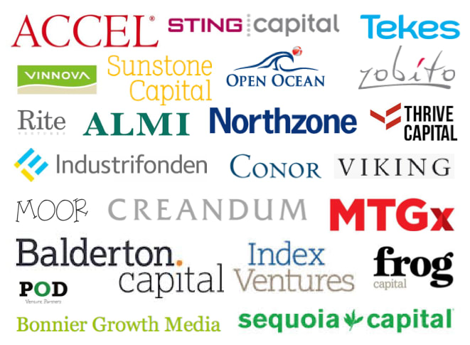 100 Tech Investors Active in the Nordics - Standout Capital