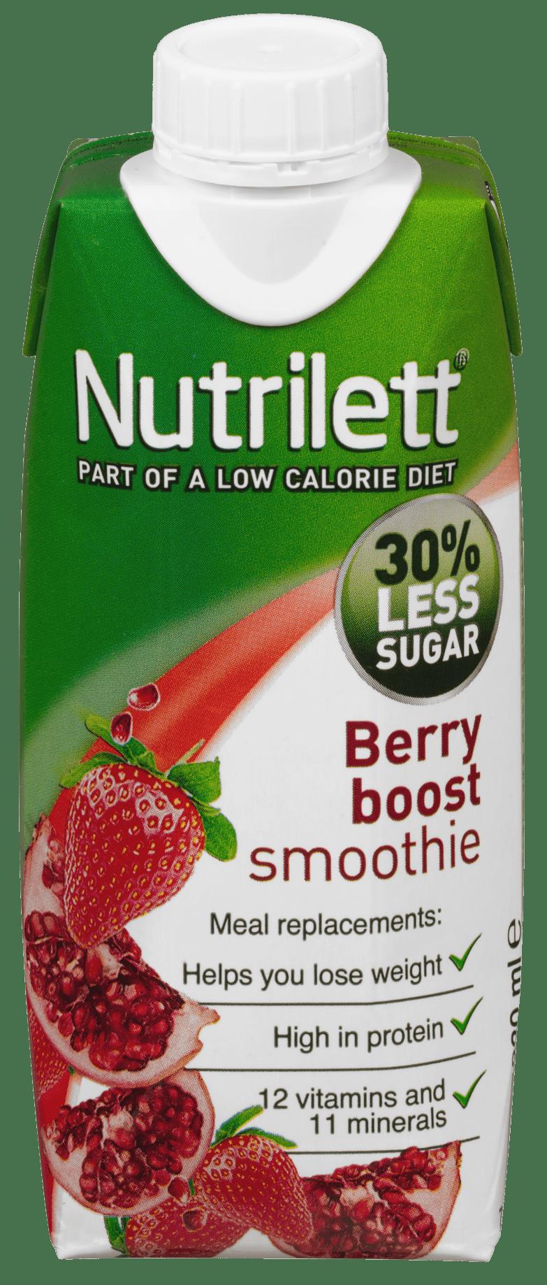 nutrilett smoothie diet