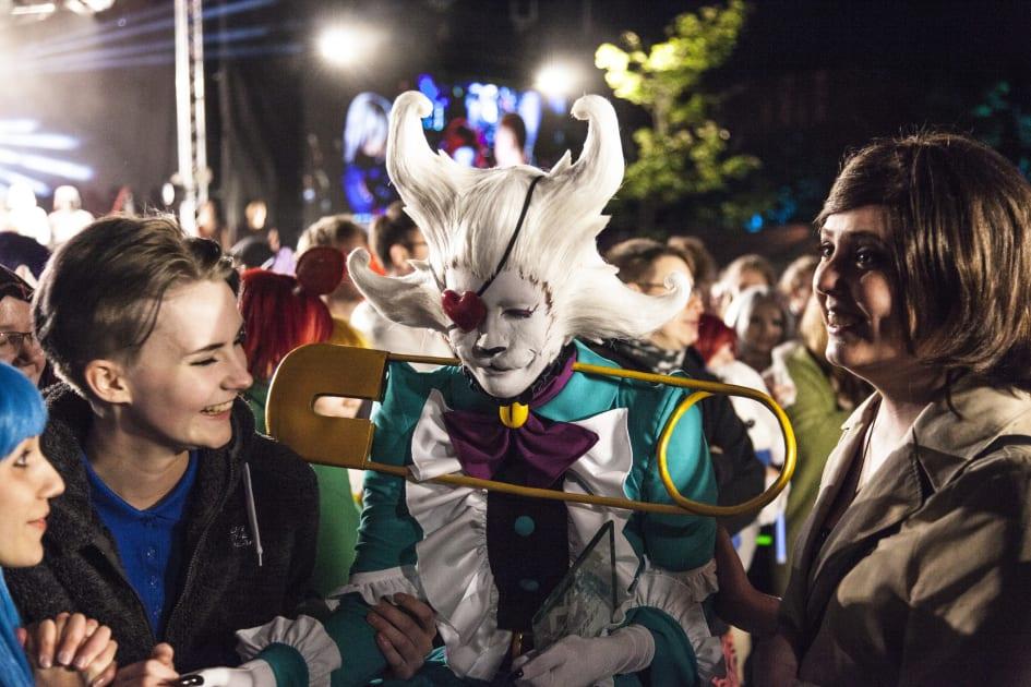 cosplay linköping 2016