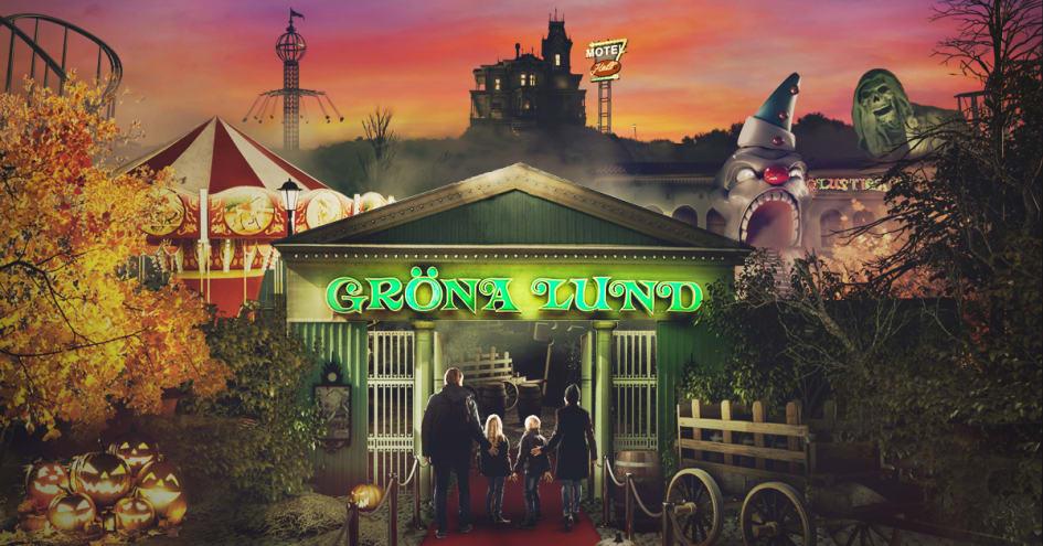 Nu öppnas grindarna till Halloween på Gröna Lund - Gröna Lund 4de386f0fceb9