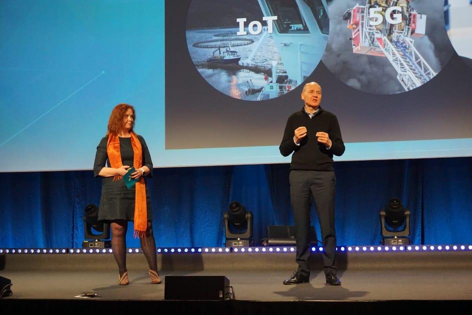 Trondheim to become Norway's biggest 5G city - Telenor Norway