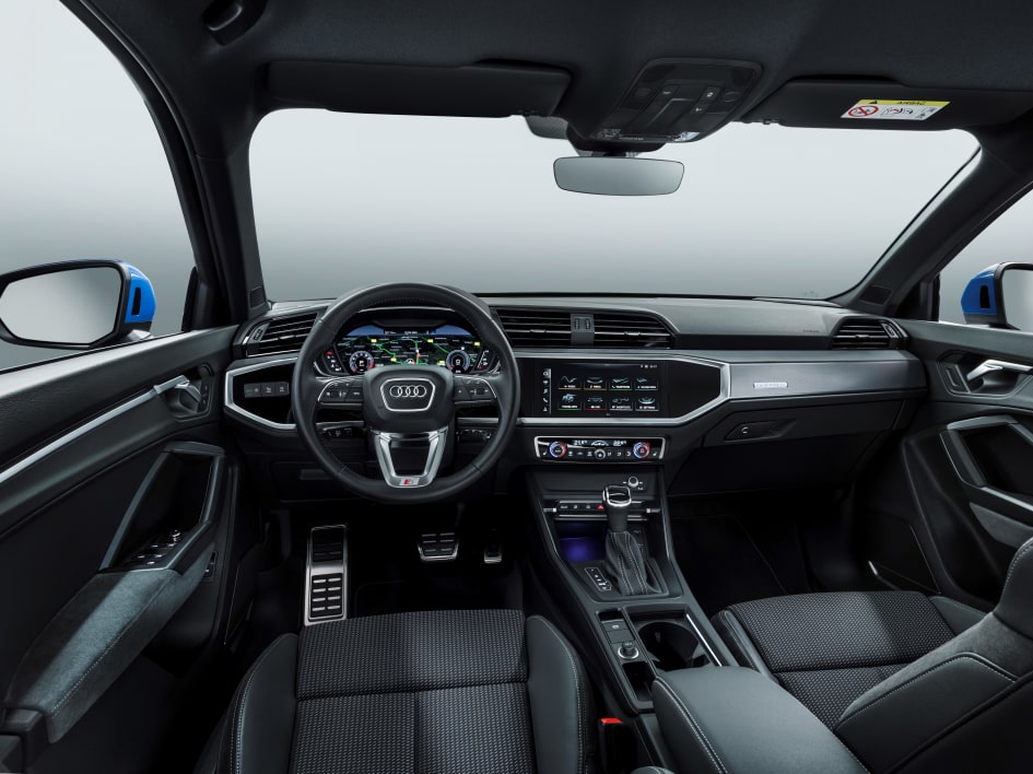 Audi Q3 Interiør Audi Danmark