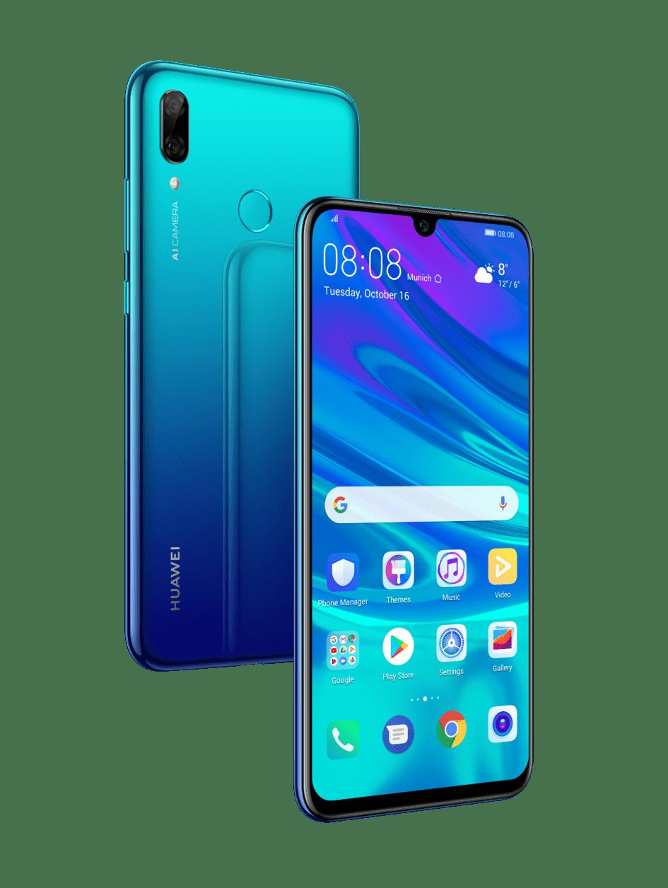 Huawei lanserar P Smart 2019 - nu med större lagringsutrymme