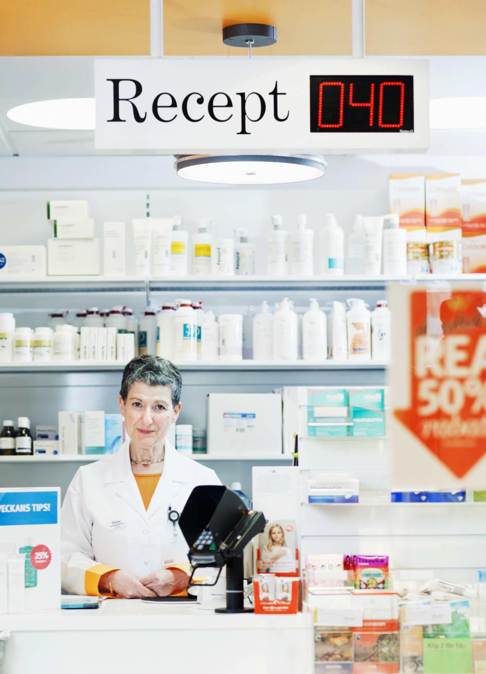 apoteket kronan piteå