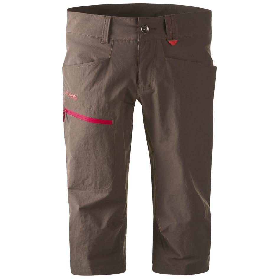 Moderne Utne Lady Pirate Pants - Clay/Hot red - Bergans of Norway UG-76