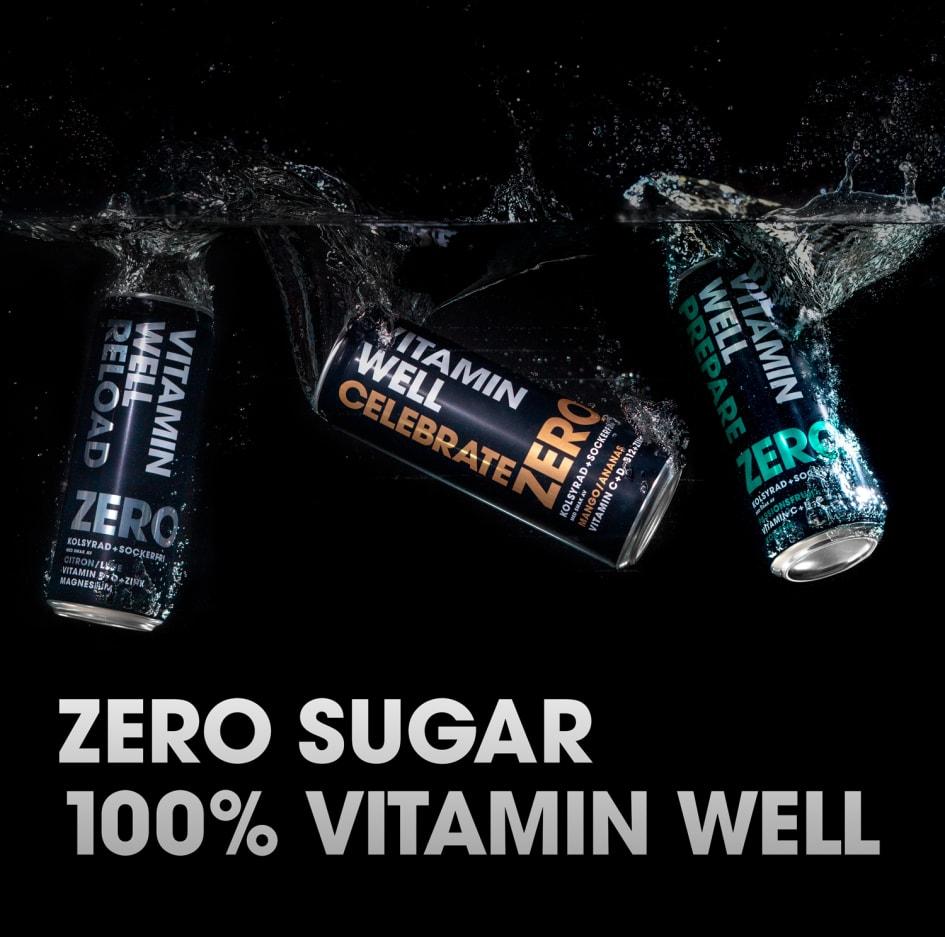 vitamin well socker
