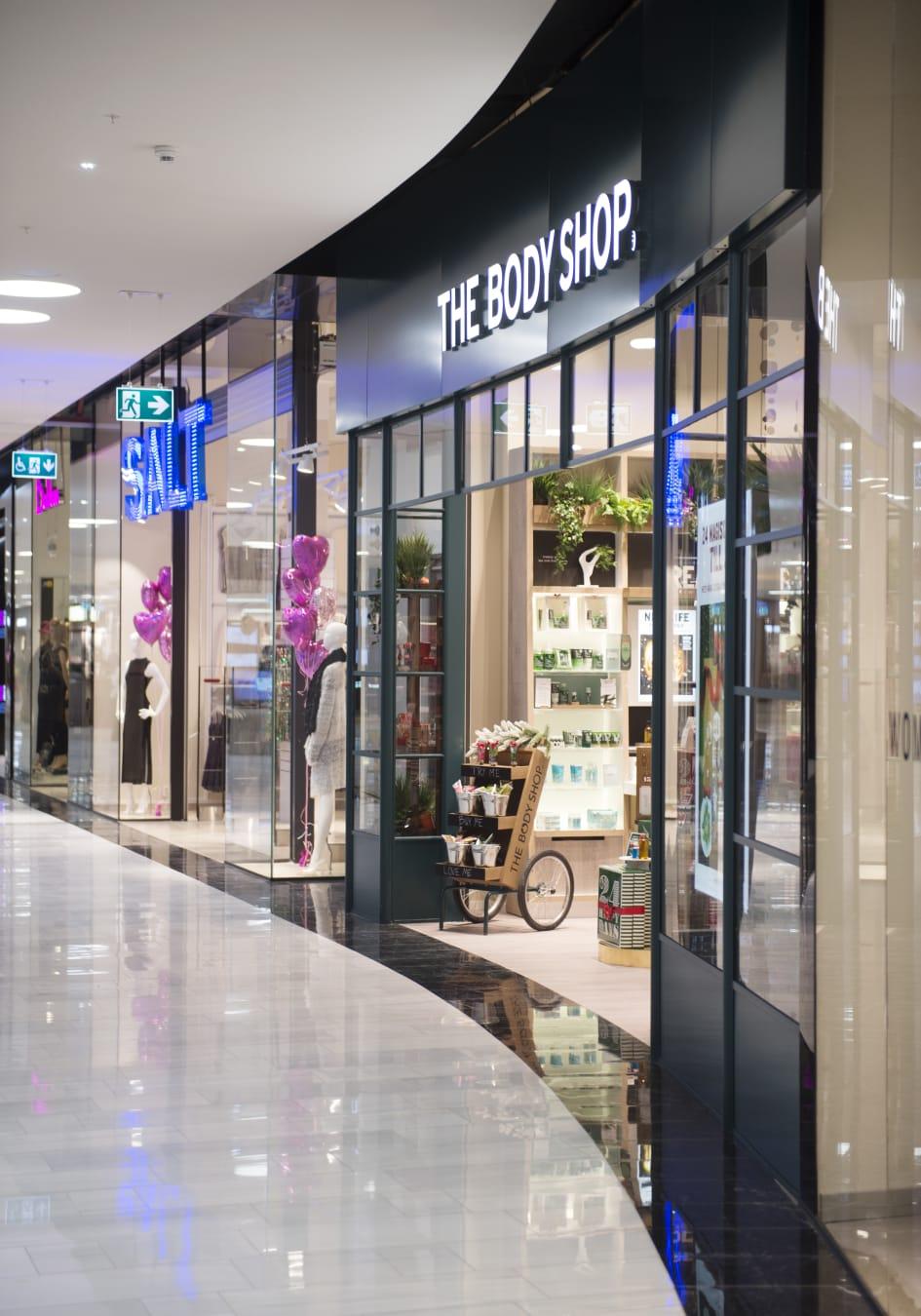 The Body Shop Mall Of Scandinavia The Body Shop