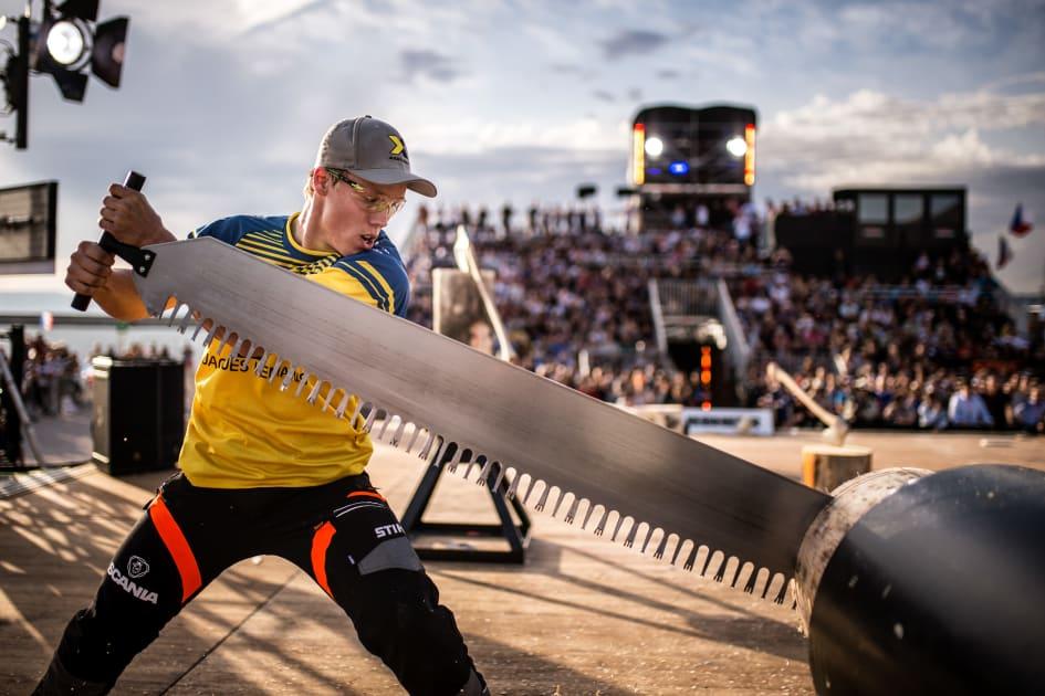 STIHL Timbersports_ CT 2018_Ferry Svan - Andreas Stihl Norden AB