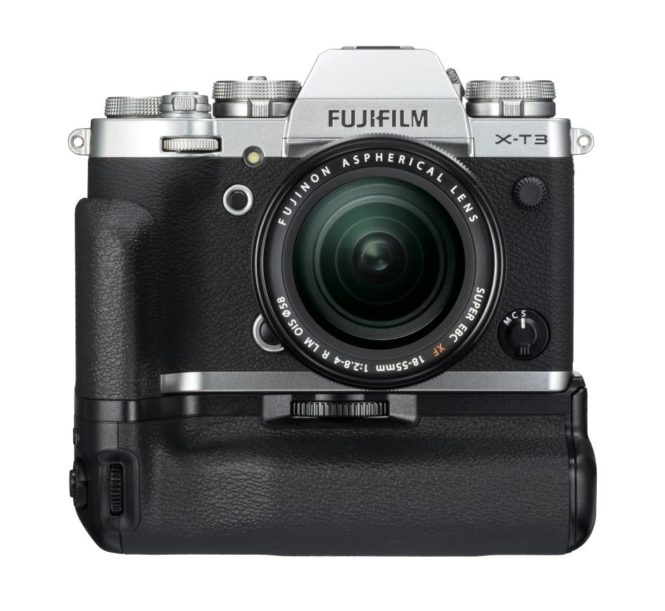 Fujifilm X T3 Silver Vg Xt3 Xf18 55 F2 8 4 Fujifilm Nordic
