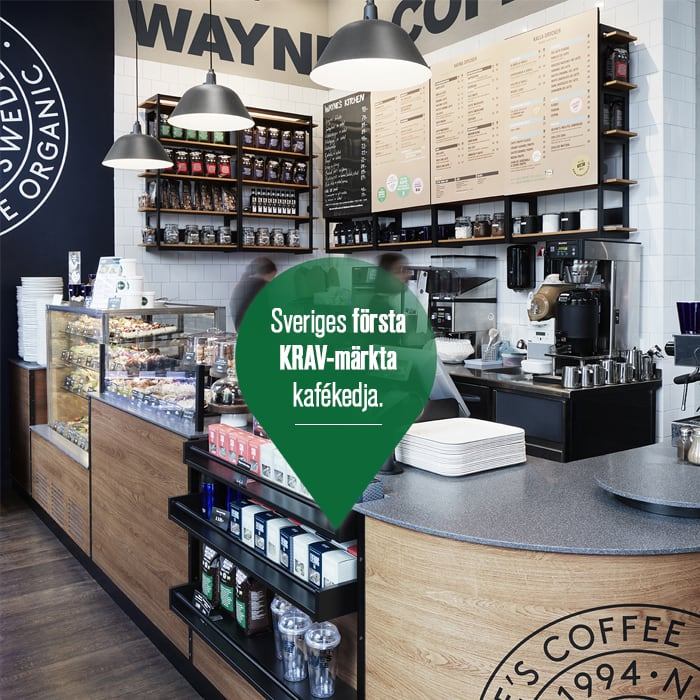 waynes coffee helsingborg