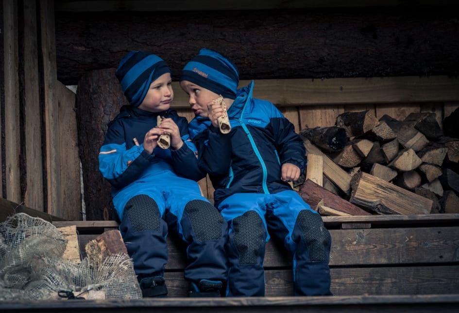 fac6ca74 Ruffen er Bergans' mest avanserte og slitesterke barnekolleksjon noensinne.