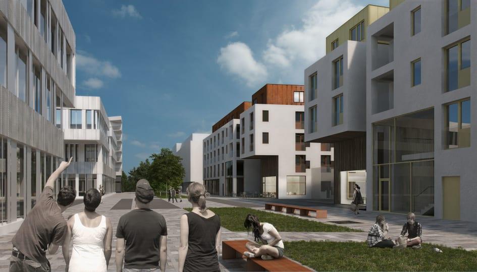 Byggstart for 1 000 bostader