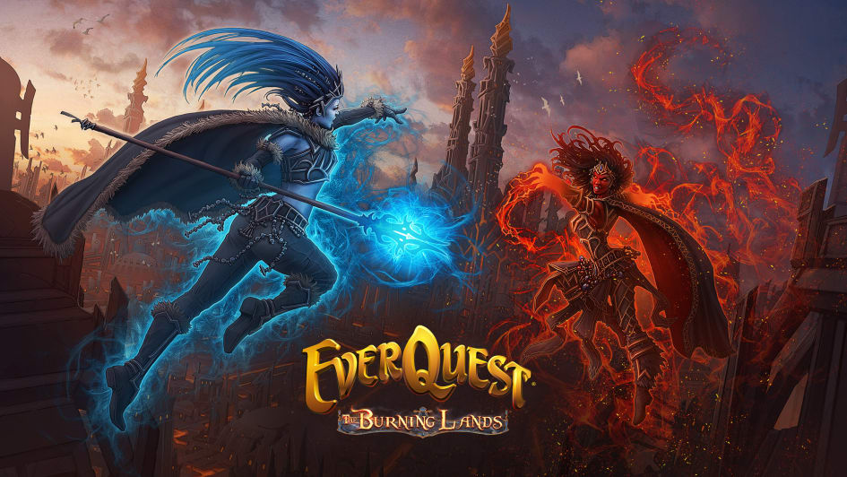 Daybreak Games' EverQuest: The Burning Lands Expansion Now Live