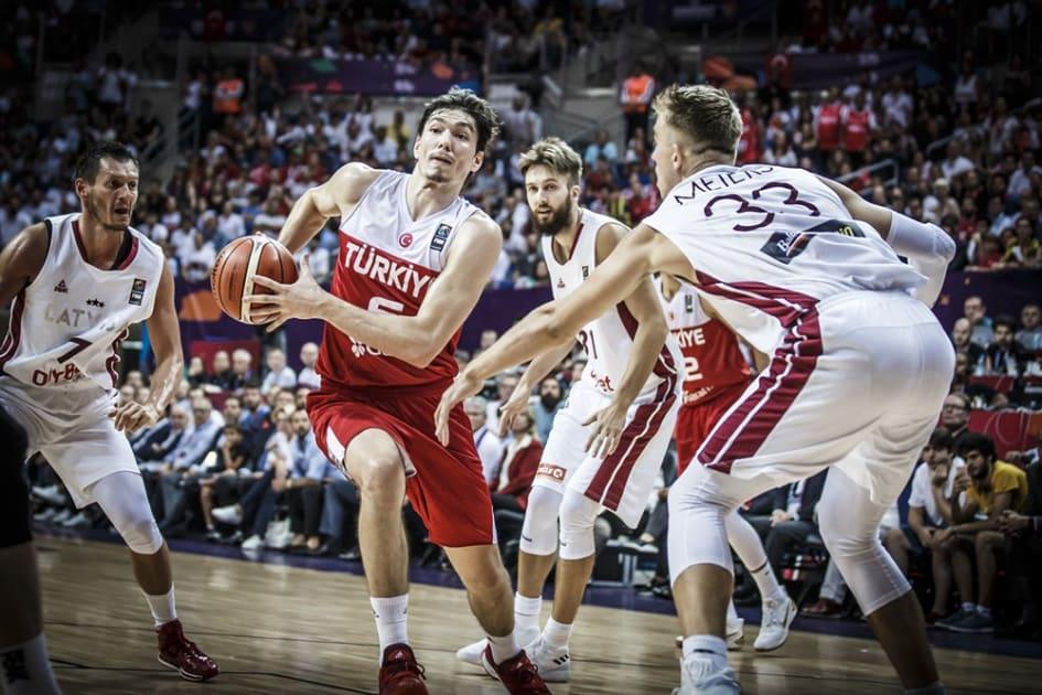 Turkiet fick basket vm 2014