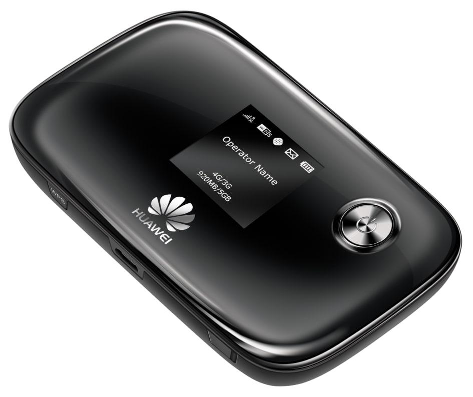 trådlös router mobilt bredband