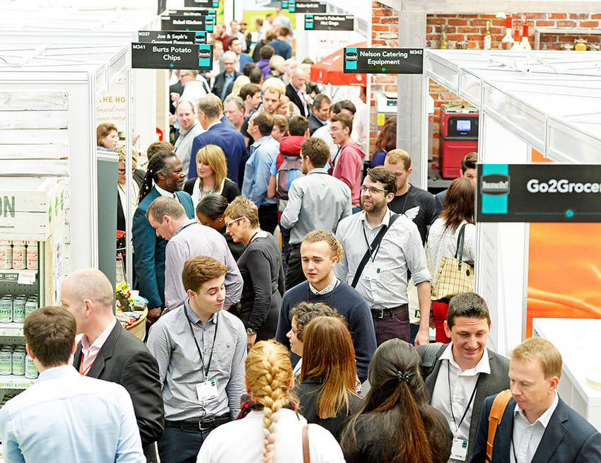 lunch! unveils its 2016 exhibitor list - lunch!