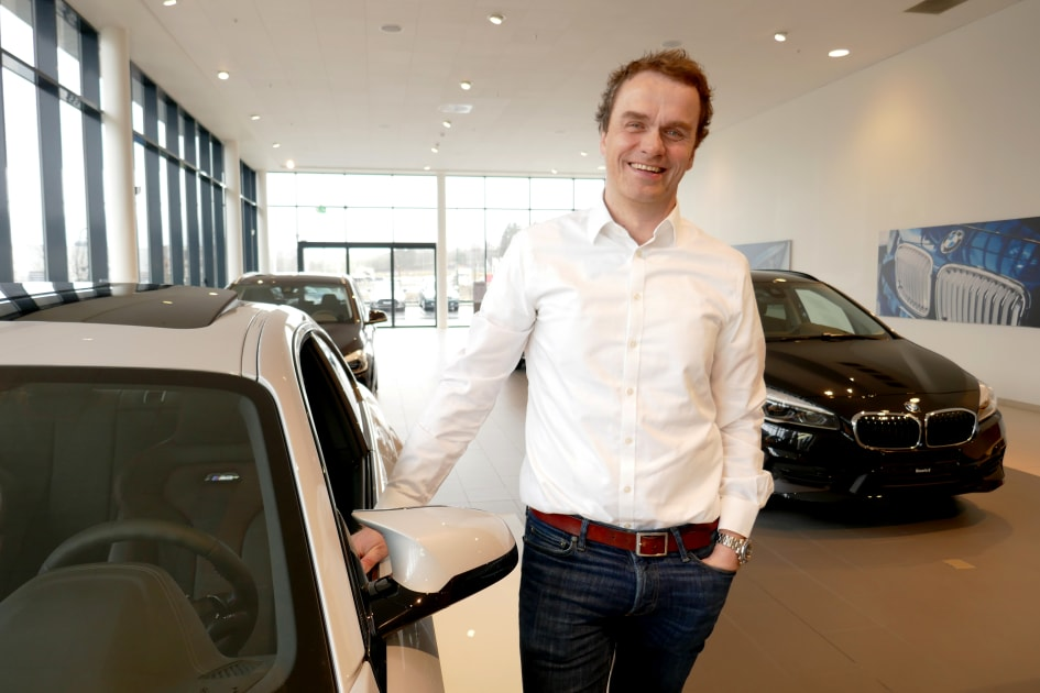 Kjøpe bil i sverige til norge