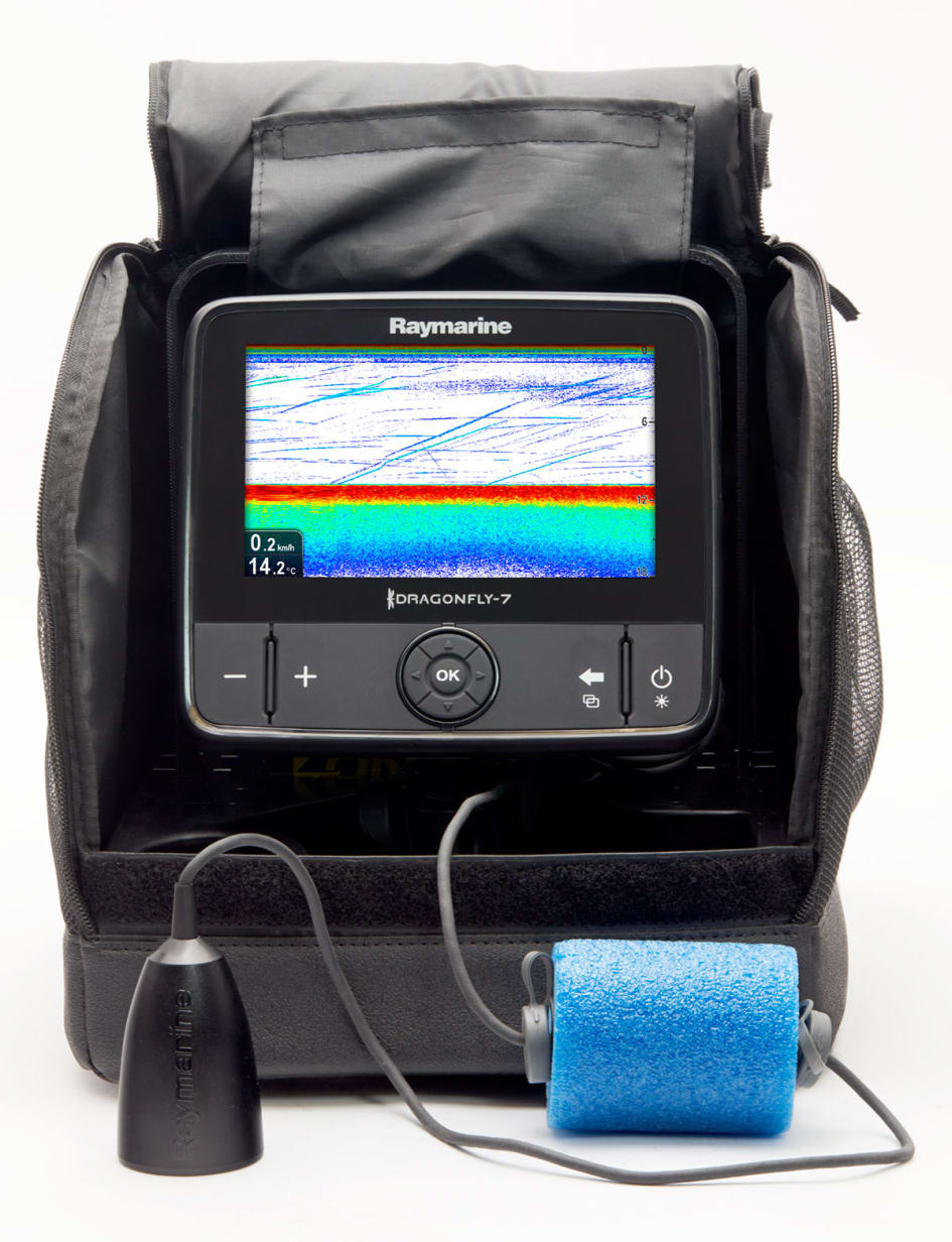 Raymarine: Raymarine Announces New Ice Fishing Kit