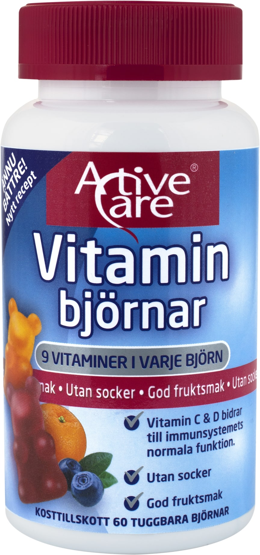 vitaminbjörnar active care