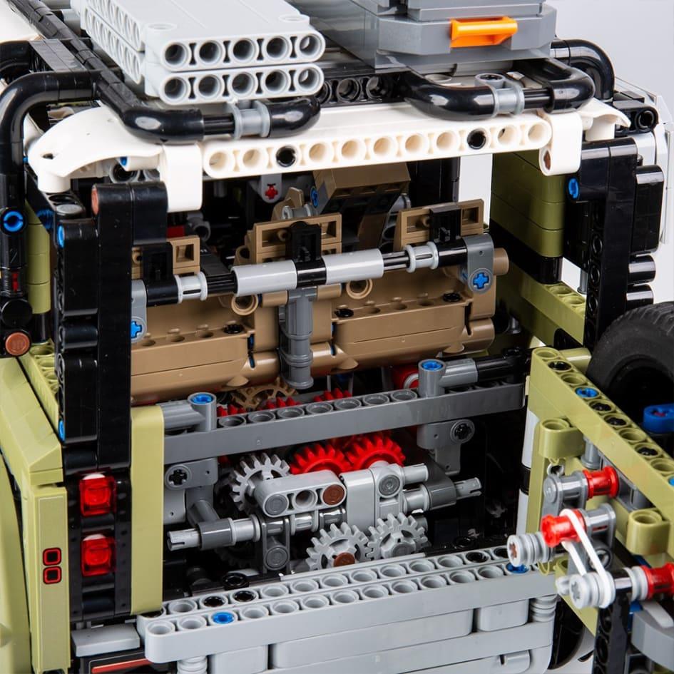 bygg din range rover