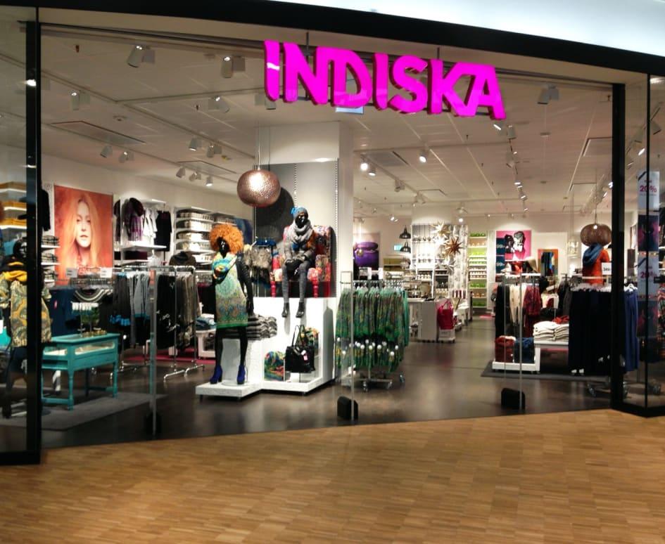indiska affärer stockholm