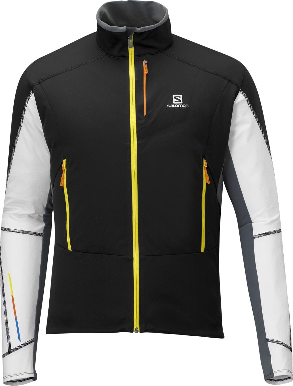 413a45c593d Salomon Elite WS Jacket black - Amer Sports