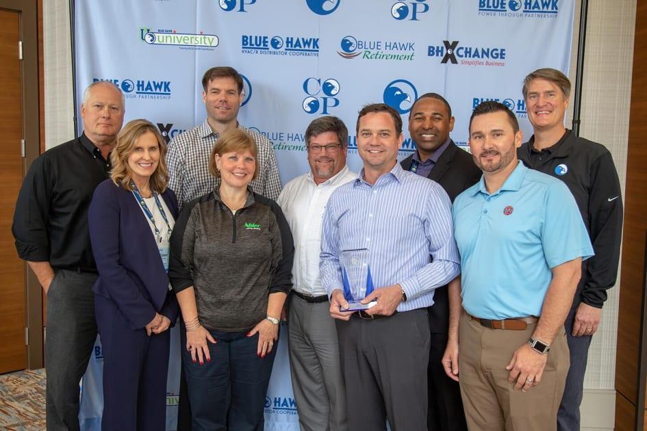 Nidec Motor Corporation Wins HVACR Supplier Award - Nidec