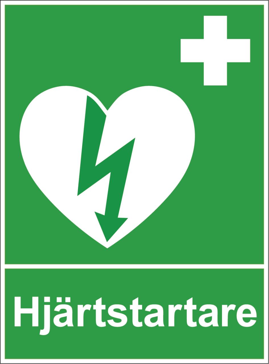 Bildresultat för hjärtstartare logo